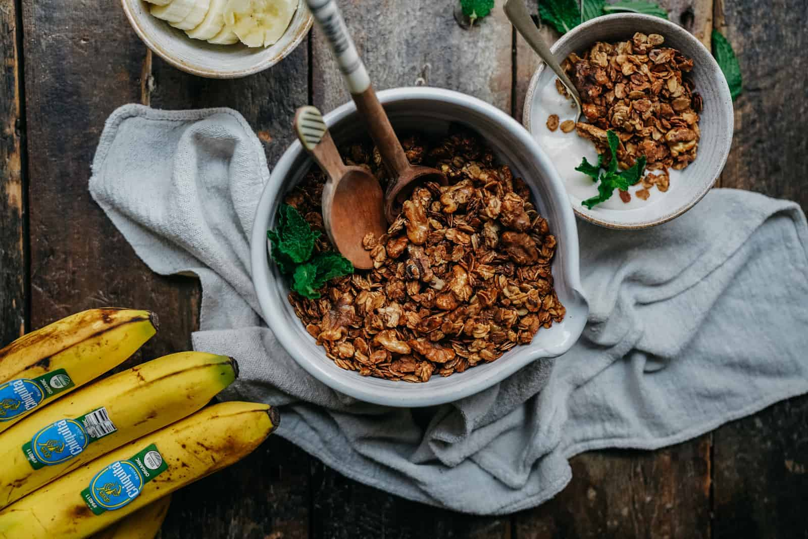Chiquita Banana Bread Granola How To Reduce Food Waste