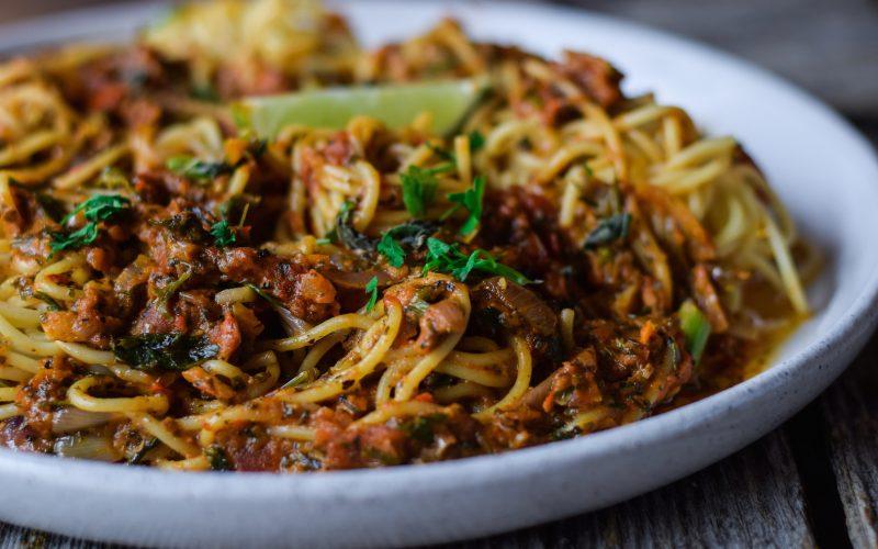 Grandmas Pasta Sauce (25 minutes sauce)