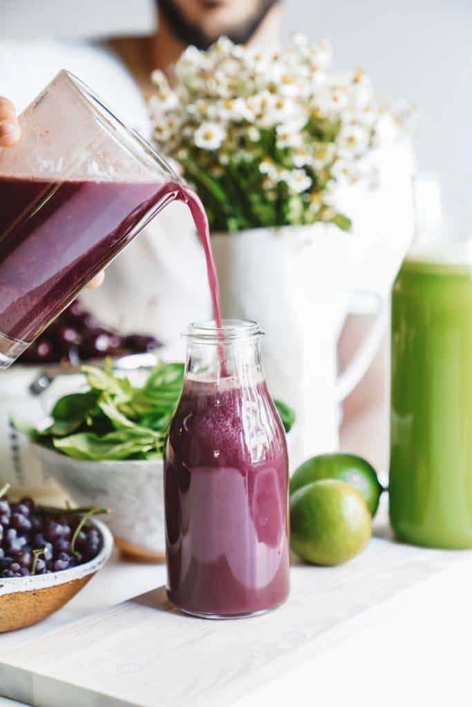 Plant Based Maqui Berry Juice