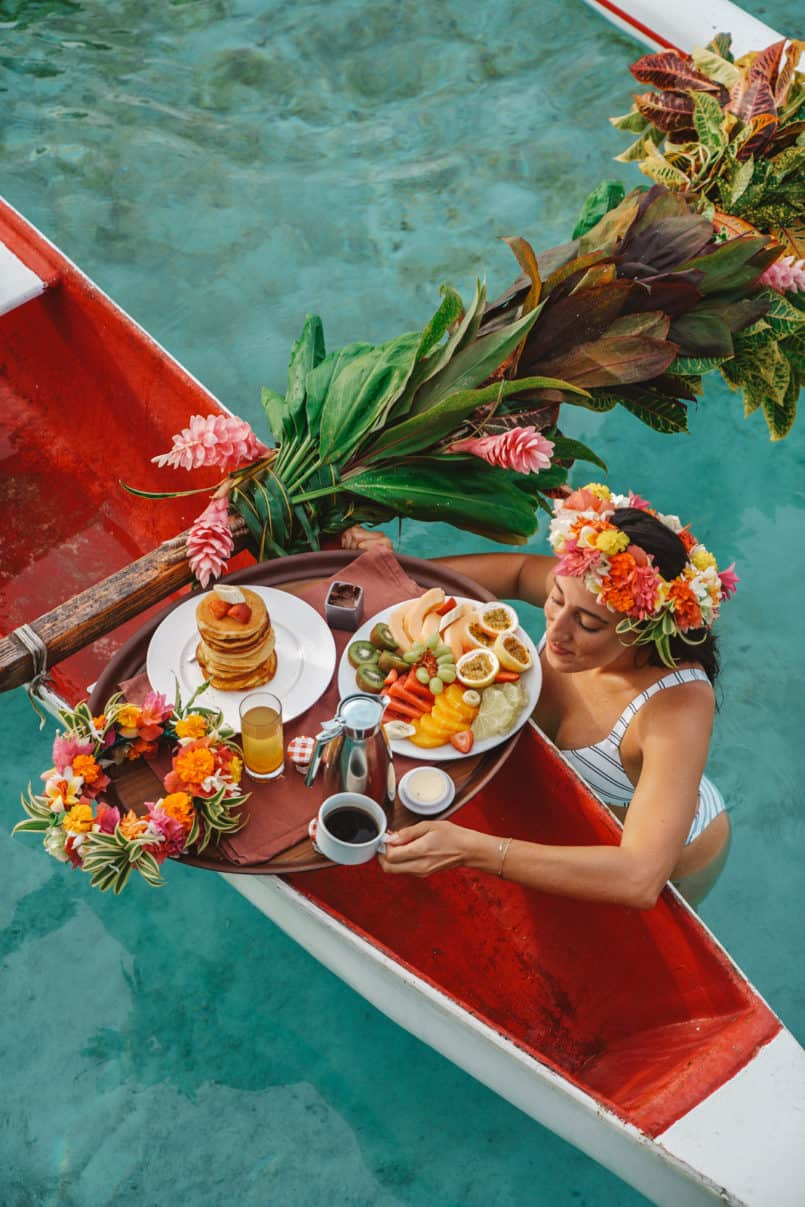 A travel guide with my vegan friends in mind as well as a taro root salad recipe inspired by a beautiful Tahitian woman spreading a plant-based philosophy.