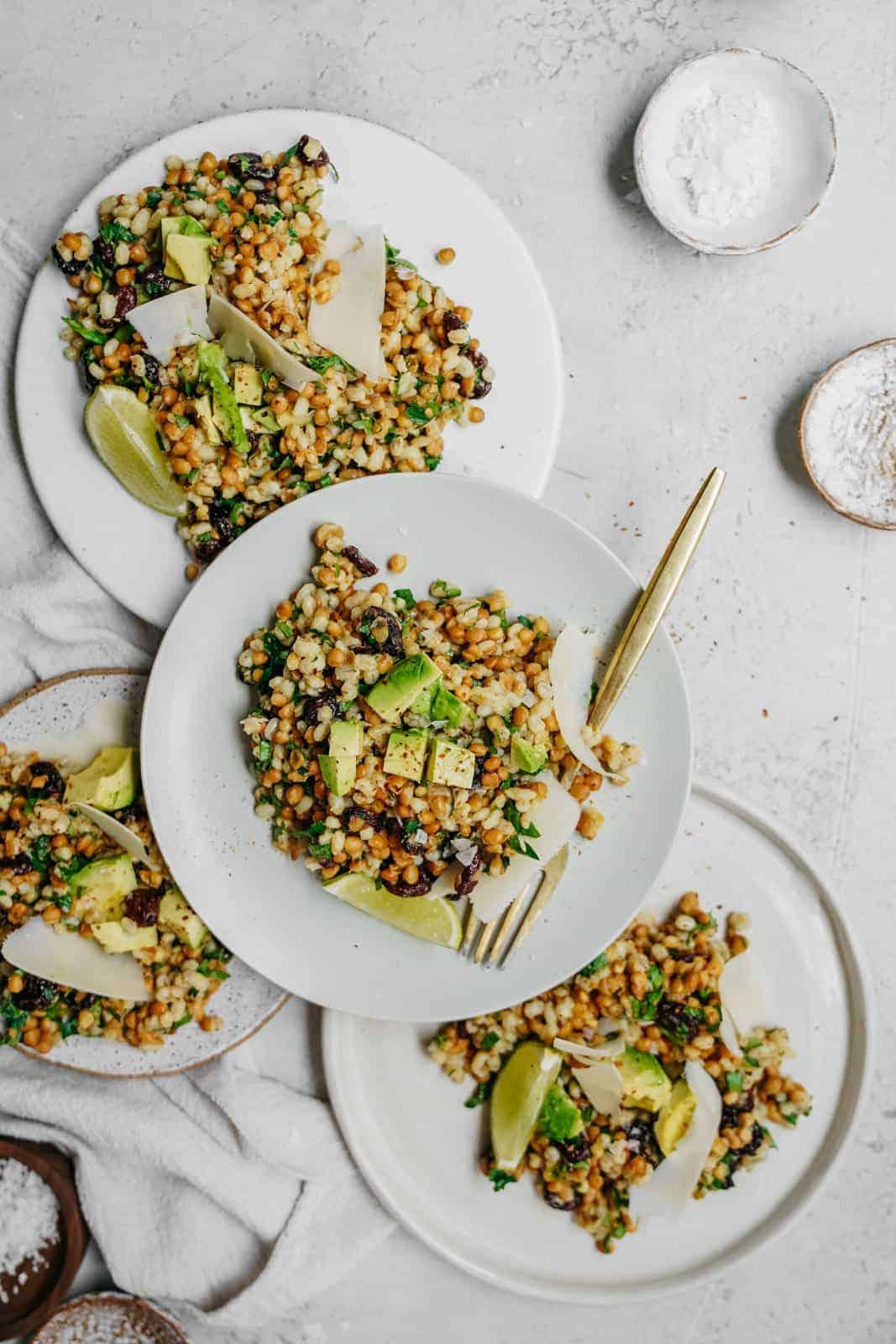 Simple Vegan Salad